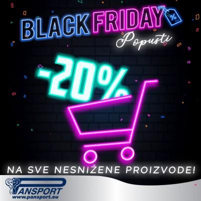 Black Friday - Crni Petak u Pansportu
