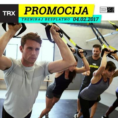 "Najveći grupni TRX trening u Evropi u TC ""TAJS"""