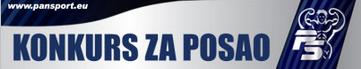 Konkurs za prodavca u Pansportu - Vranje