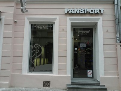 Radno vreme MP Pansport Novi Sad (Dunavska 6)