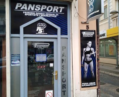 Radno vreme MP Pansport Šabac