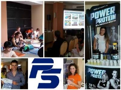 "Pansport na konferenciji ""Sport, rekreacija, zdravlje"""