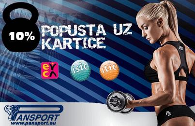 Popusti Pansport  ISIC