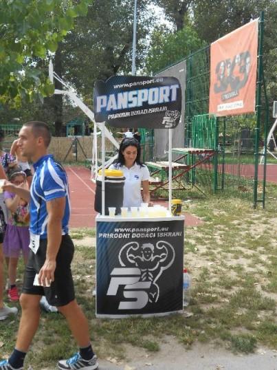 Sprint Triatlon Novi Sad 2016