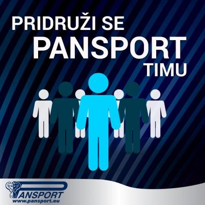 Konkurs za prodavca u Pansportu - Smederevo