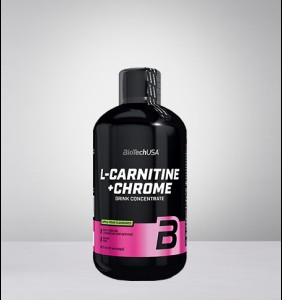 L-Carnitine+Chrome Liquid