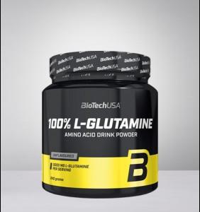 L-Glutamine 100% Amino Acid