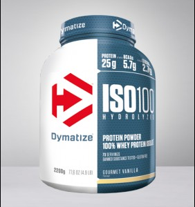 ISO-100 Hydrolyzed Protein