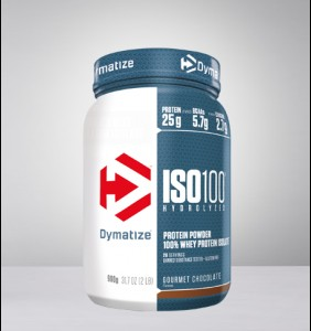 ISO-100 Hydrolyzed Protein