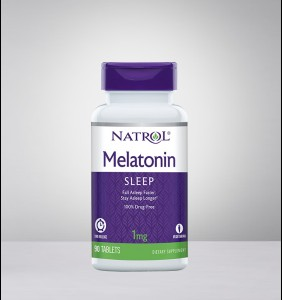 Melatonin Time Release 1 mg
