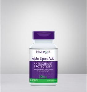 Alpha Lipoic Acid 300mg