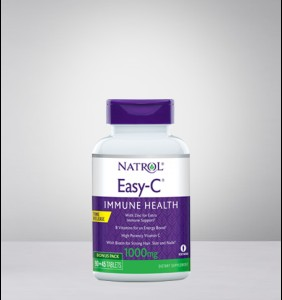 Easy-C™ 1000 mg Time Release