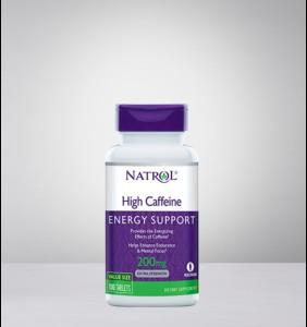 High Caffeine 200 mg