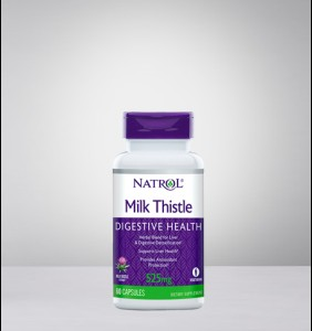 Milk Thistle Digestive Health