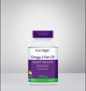 Omega-3 Fish Oil 1000 mg