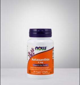Astaxanthin 4 mg