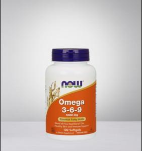 Omega 3-6-9 1000 mg
