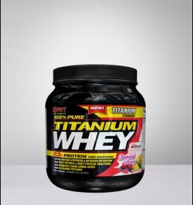 100% Pure Titanium Whey