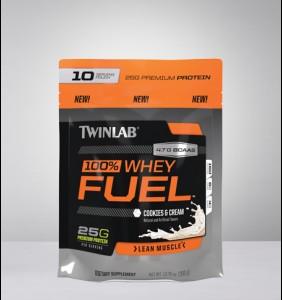 100% Whey Fuel